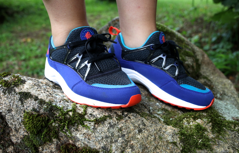 nike huarache light ultramarine  uglymely 1