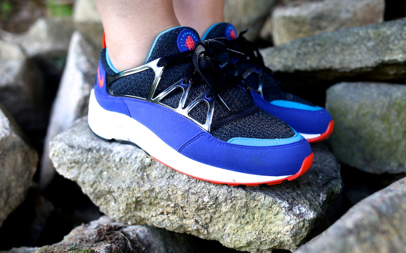 nike huarache light ultramarine  uglymely 2
