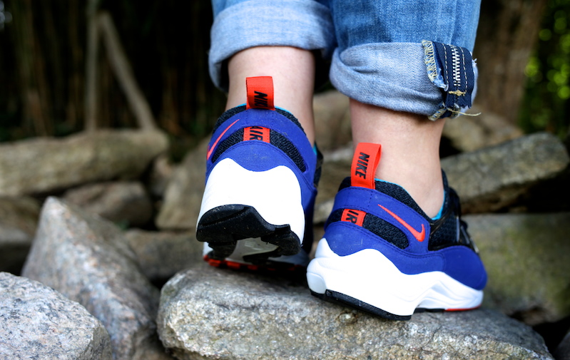 nike huarache light ultramarine  uglymely 4