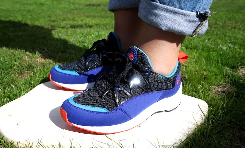 nike huarache light ultramarine  uglymely