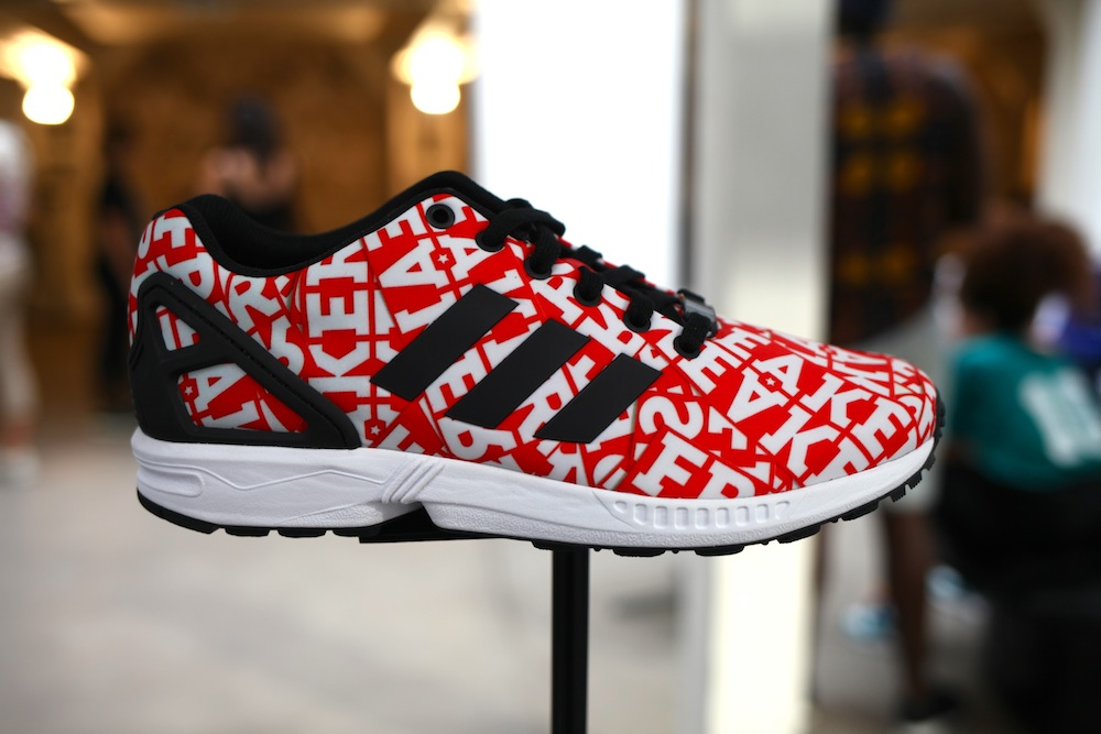 adidas house of zxflux uglymely sneakers 1