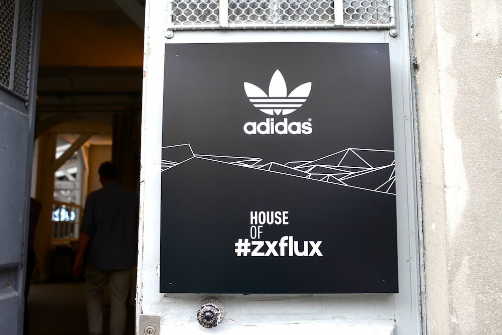 adidas house of zxflux uglymely sneakers 10