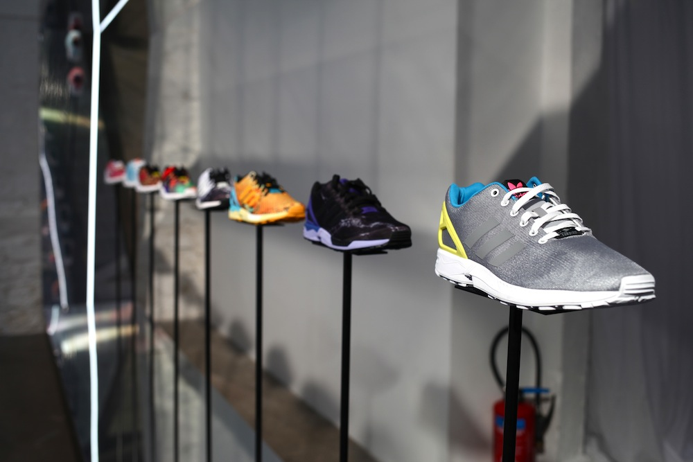 adidas house of zxflux uglymely sneakers 15