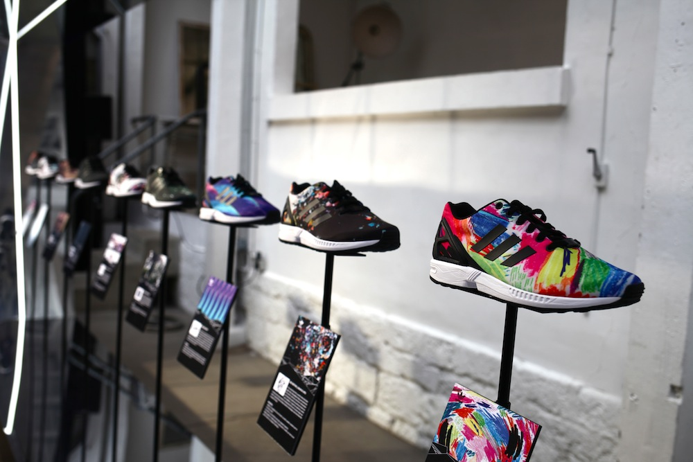 adidas house of zxflux uglymely sneakers 19