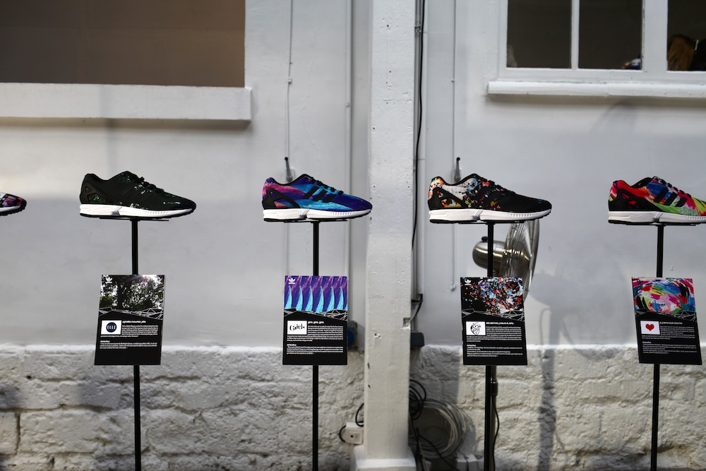 adidas house of zxflux uglymely sneakers 20