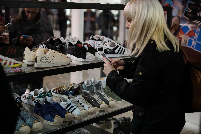 Adidas Spezials launch Manchester