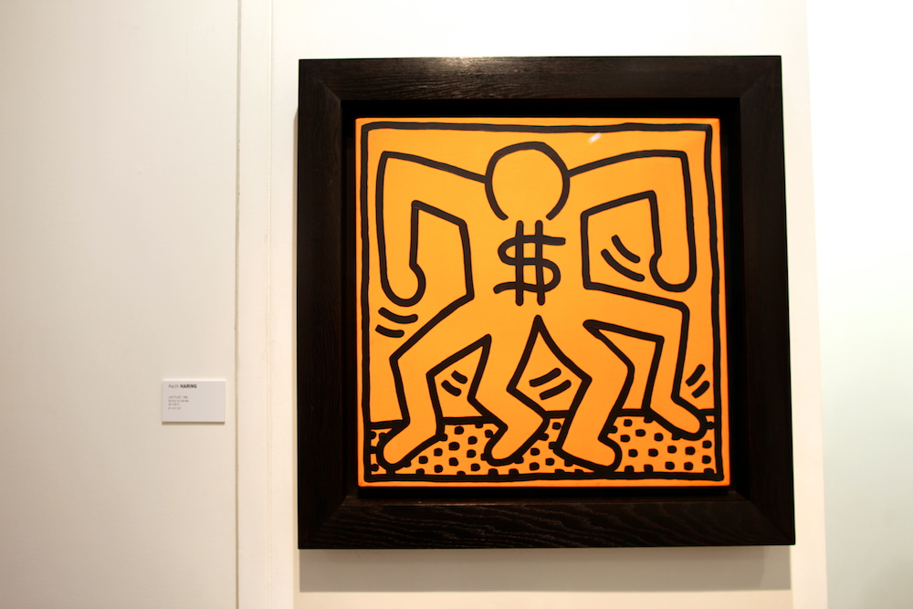 Keith haring laurent strouk uglymely 1