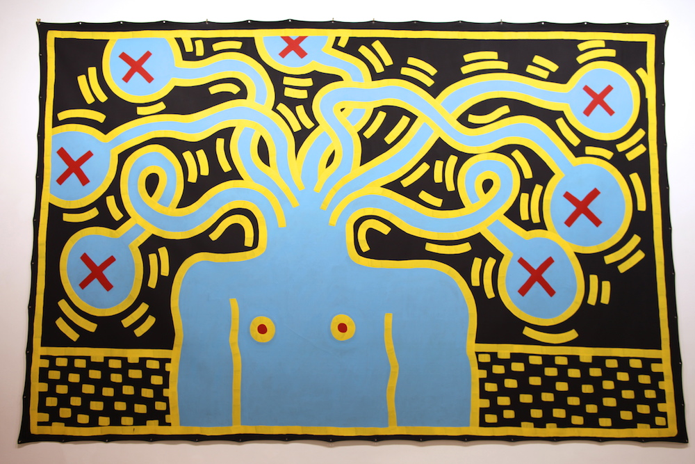 Keith haring laurent strouk uglymely 12