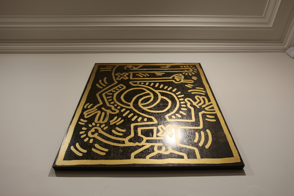 Keith haring laurent strouk uglymely 13