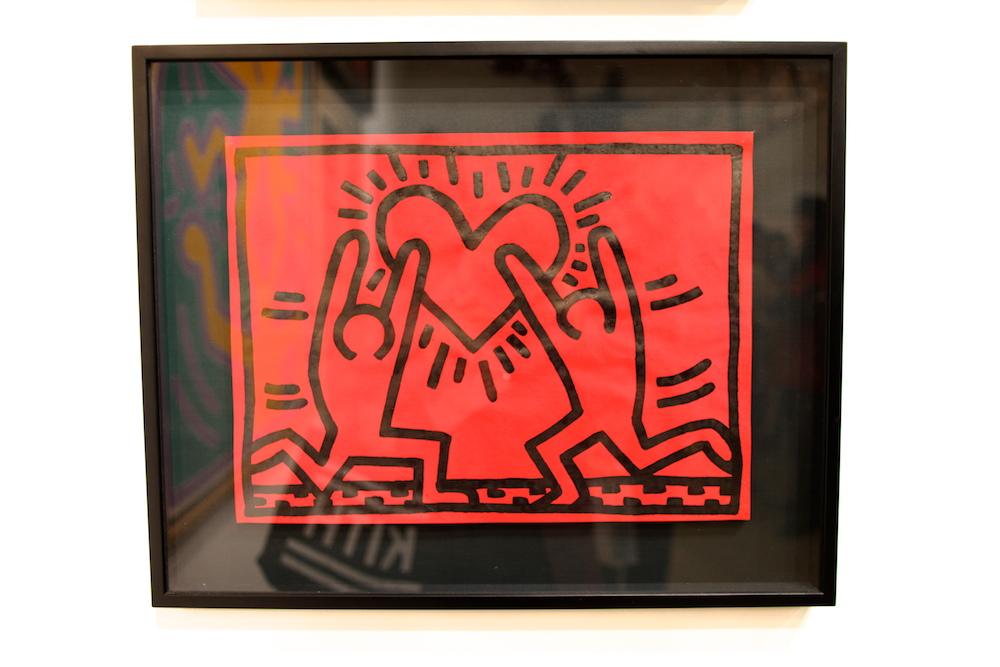 Keith haring laurent strouk uglymely 14