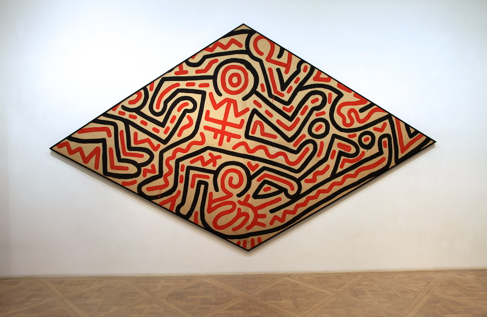 Keith haring laurent strouk uglymely 8