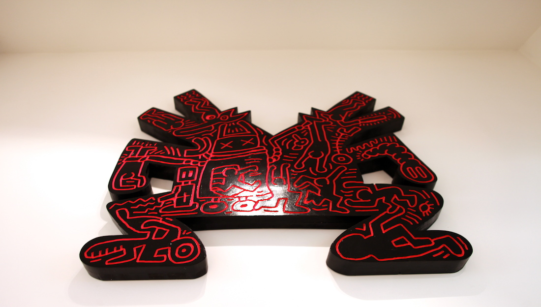 Keith haring laurent strouk uglymely