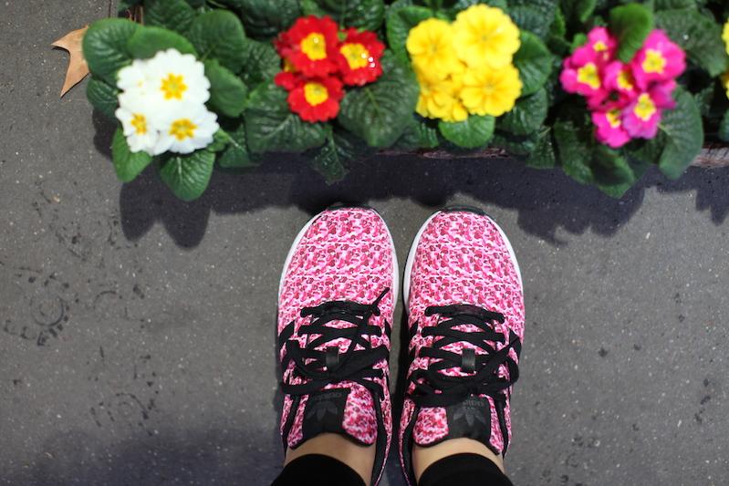 adidas mizxflux zxflux bape  camo pink uglymely 4
