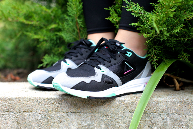 le coq sportif R1000 ice green uglymely 1