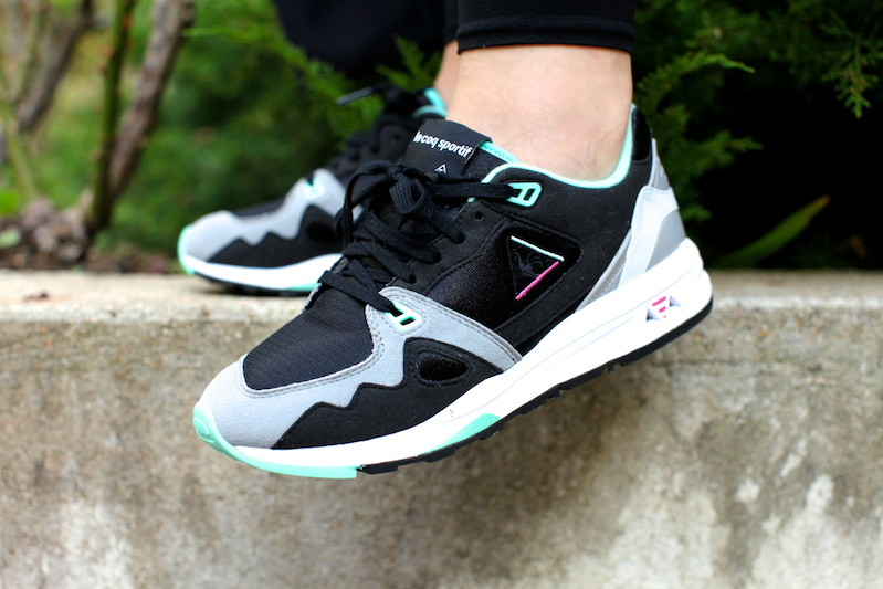 le coq sportif R1000 ice green uglymely 2