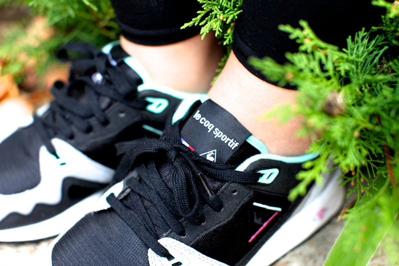 le coq sportif R1000 ice green uglymely