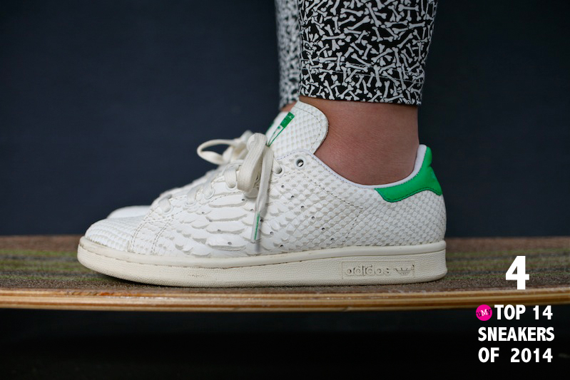 #5 La classic Stan Smith Club75,