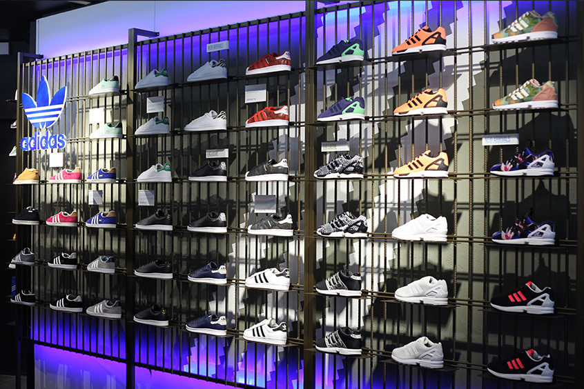 adidas shop paris