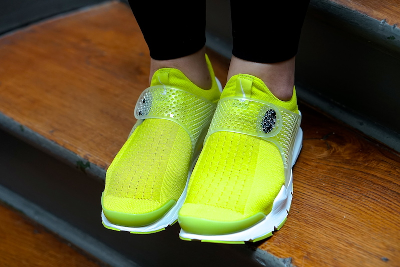 NIKE SOCK DART VOL GREEN UGLYMELY 2