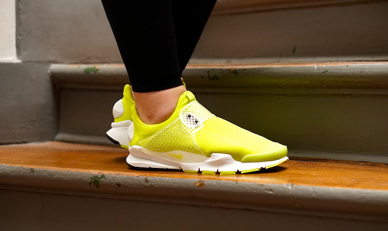 NIKE SOCK DART VOL GREEN UGLYMELY 4