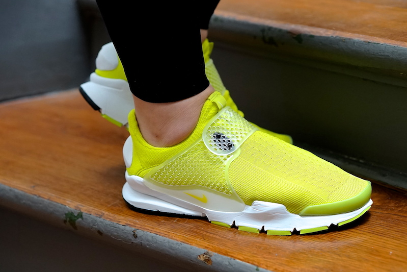 NIKE SOCK DART VOL GREEN UGLYMELY