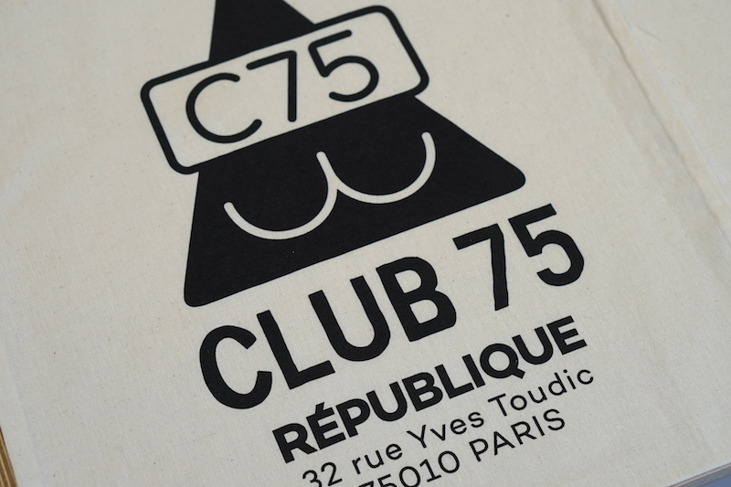 CLUB75 FLAGSHIP PARIS UGLYMELY 8