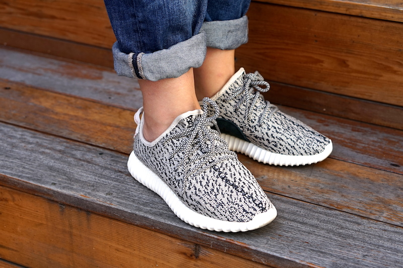 ADIDAS YEEZY BOOST 350 'MOONROCK' REVIEW ON FEET