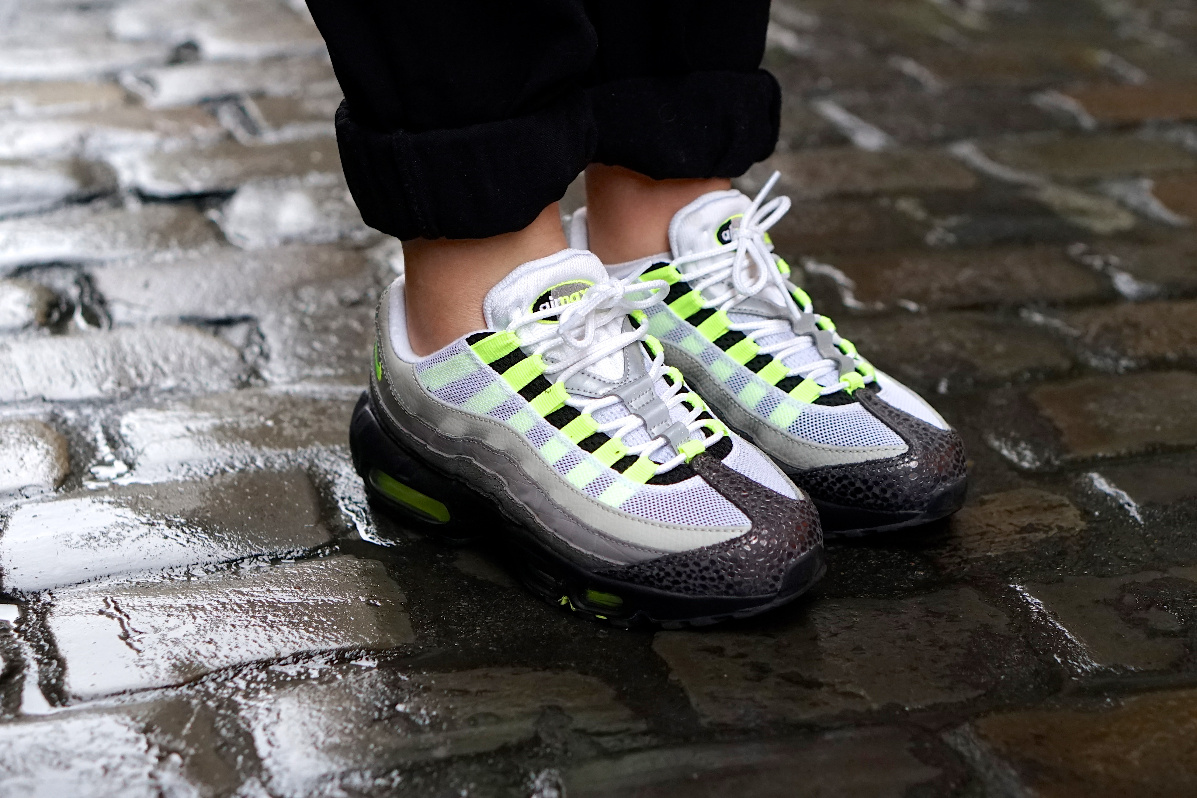 newest 5029f 95b04 ... nike air max 95 neon uglymely 1 ...