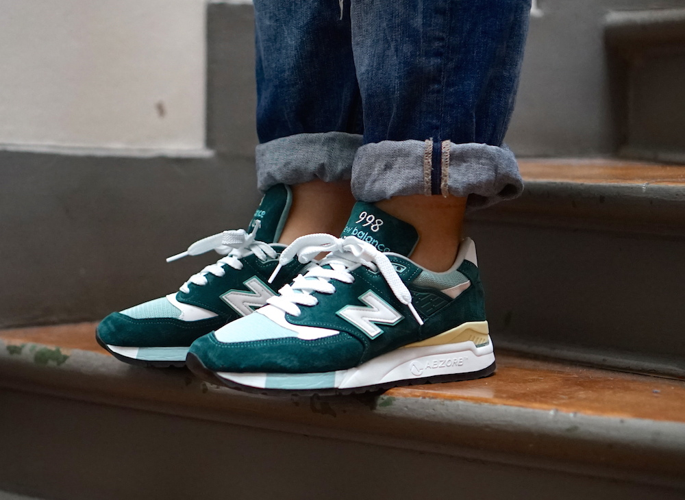 the latest f0b95 6ae40 new balance 998 by sea made in usa | UGLYMELY – SNEAKERS ...