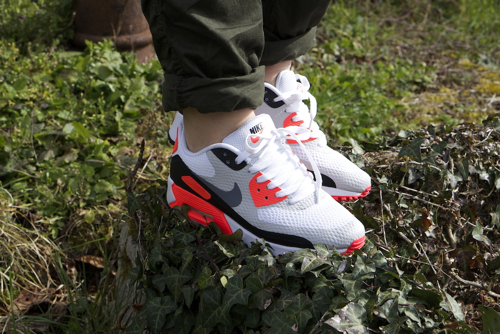 nike air max 90 ultra infrared asos uglymely 1