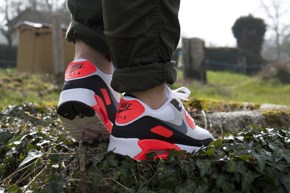 nike air max 90 ultra infrared asos uglymely 5