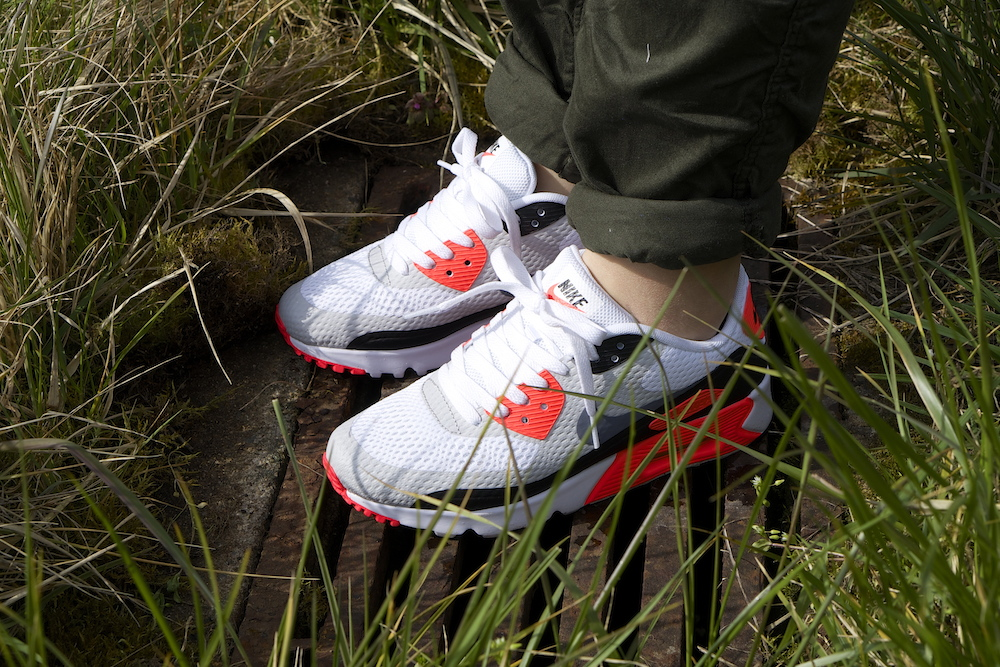 nike air max 90 ultra infrared asos uglymely