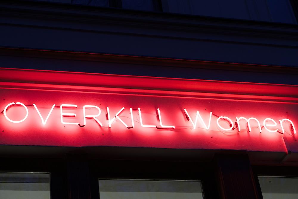 overkill women opening uglymely 2
